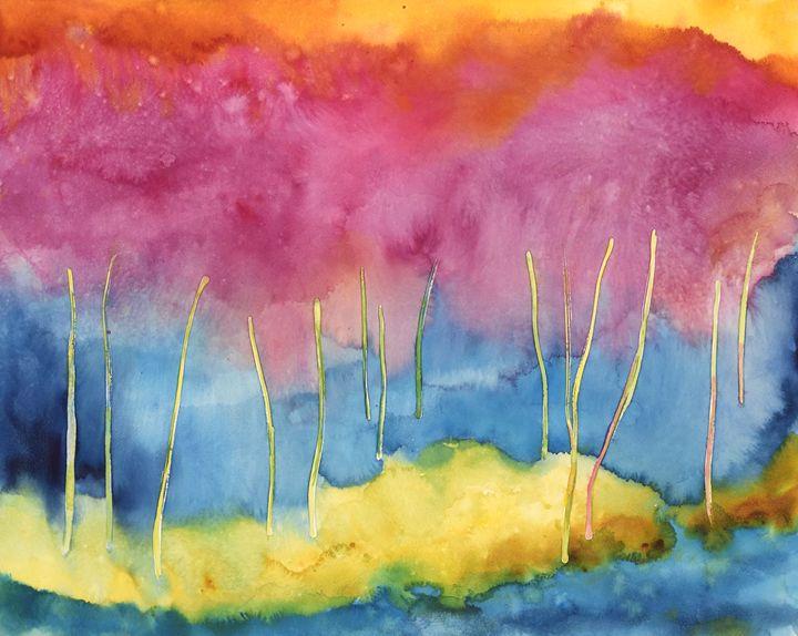 Southland in the Springtime - Tamara Gonda