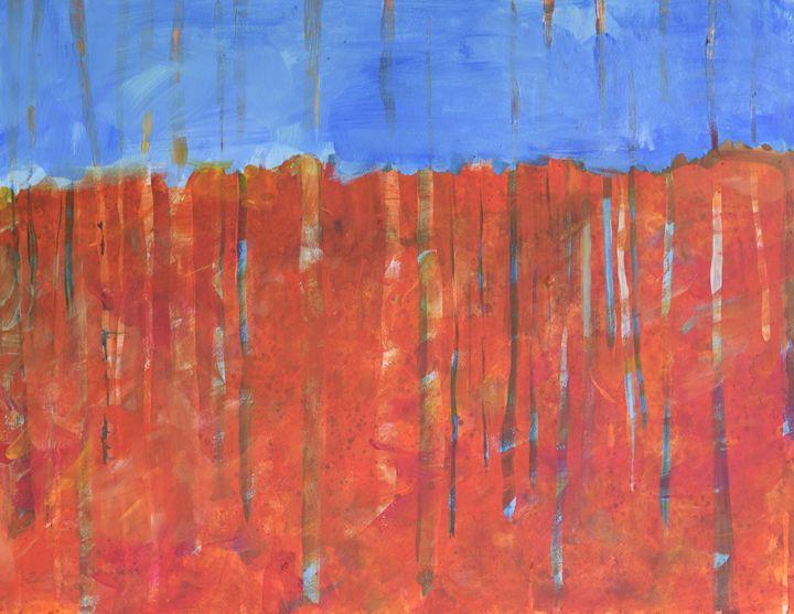 The Orange One - Tamara Gonda