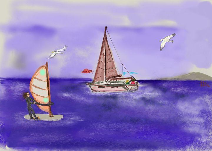 Sailing - ChristinaDP