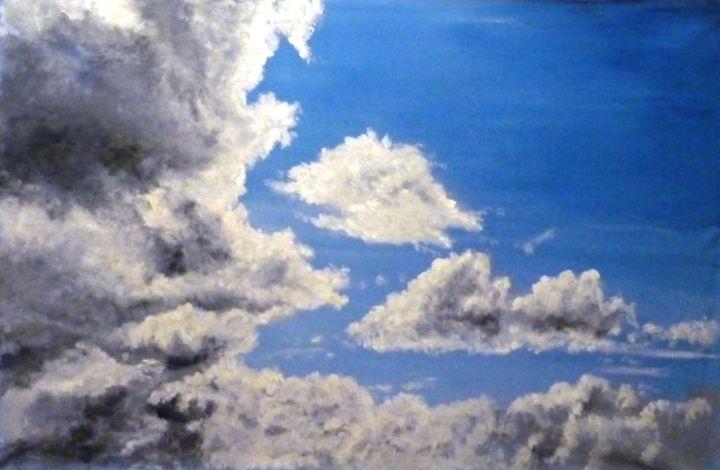 clouds - kalli matzora