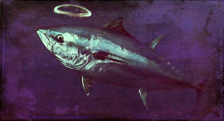 sacred tuna - Manic StreetArt design