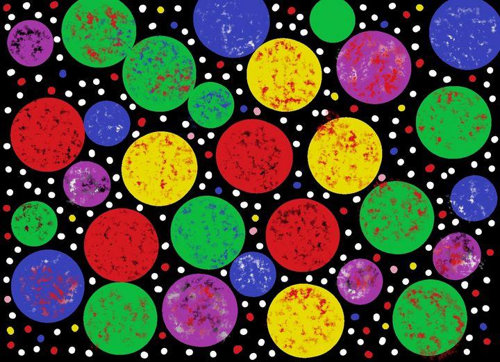 My Multi Color Verse Worlds - Jose Milian