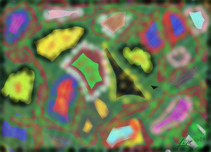 Cristalized Rock - Jose Milian