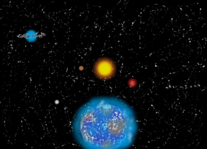 Earth Like in the universe - Jose Milian
