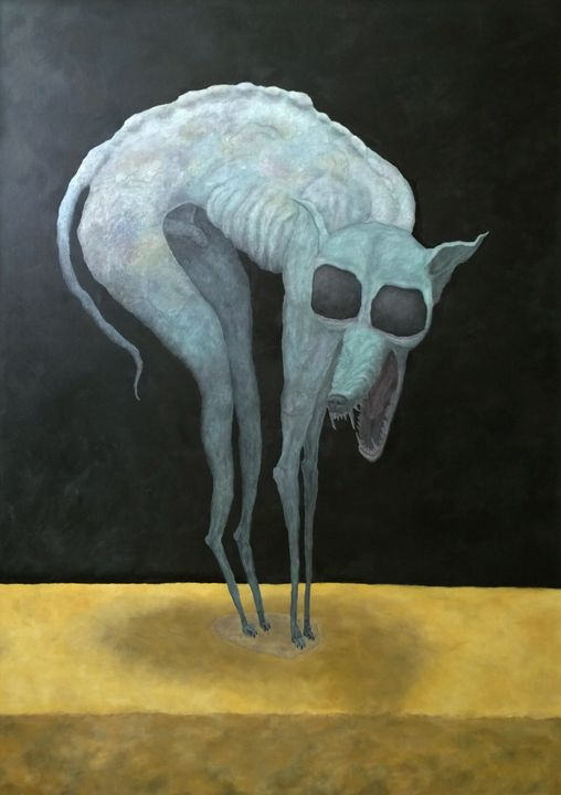Untitled - S. S. Dukhnov - More black please