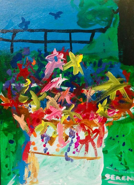 Flower Shower - S&S ART GALLERY