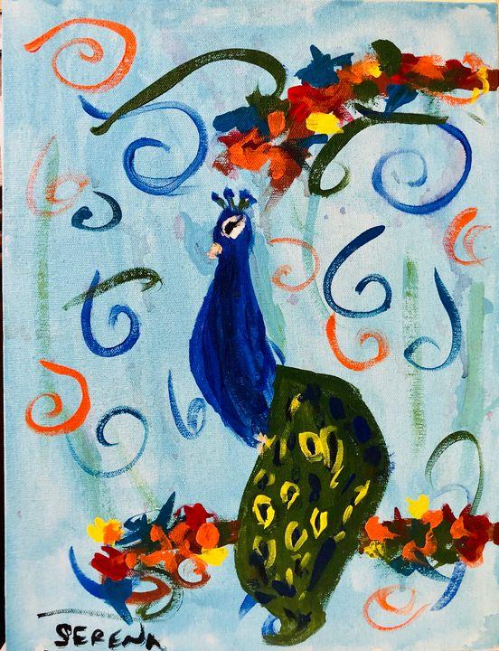 Oriental Beauty - S&S ART GALLERY
