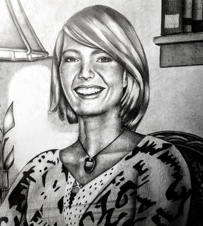 Darcy - Janie the Artist