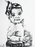 Original Portrait Drawing