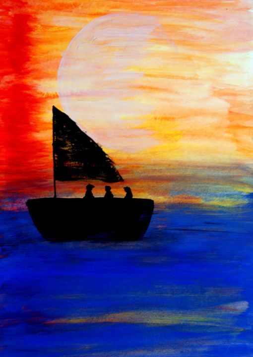 sailing - Karthick's Gallery