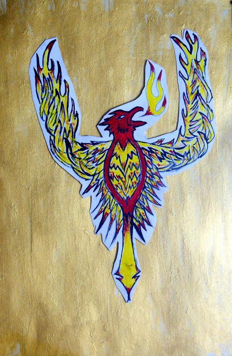 Feng Shui PHOENIX BIRD - Karthick's Gallery