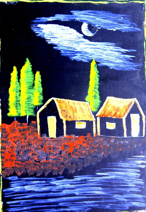 Night view - Karthick's Gallery
