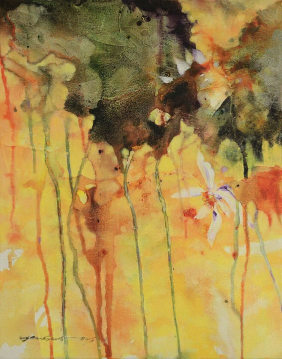 Lotus 1 - Yew Souf Art Gallery