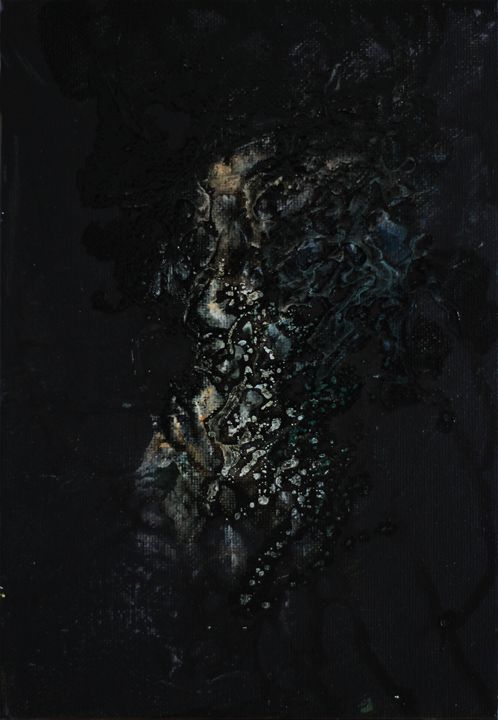 Mystery - Yew Souf Art Gallery