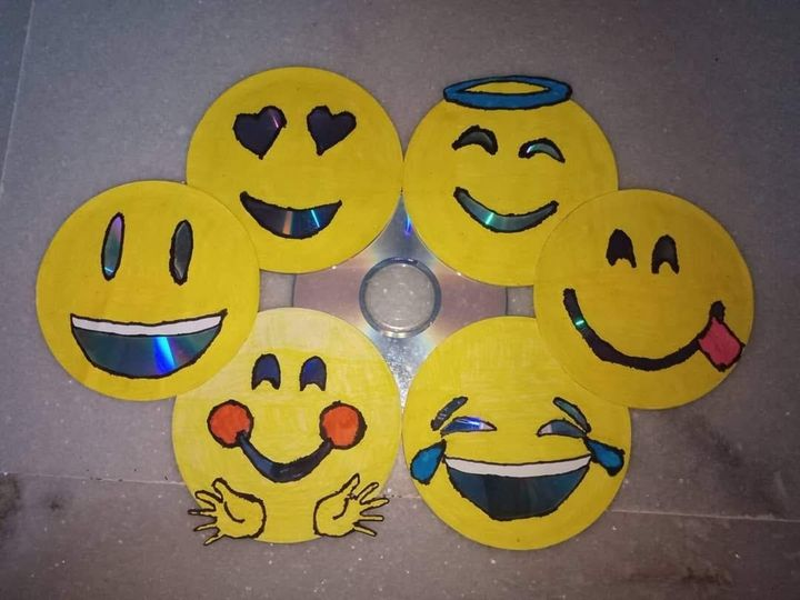 Emoji - Prags Artwork