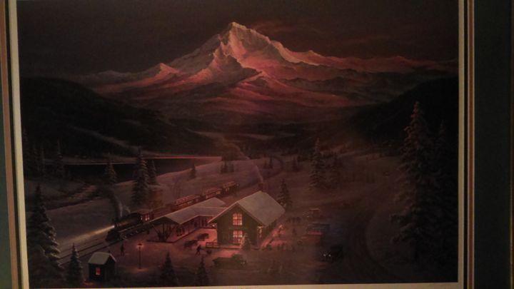 Lake Valley Station - Les Daniels
