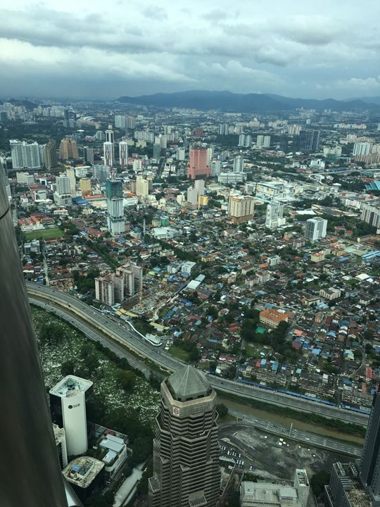 Malaysia from Petrona Twin Towers - Sotomayor
