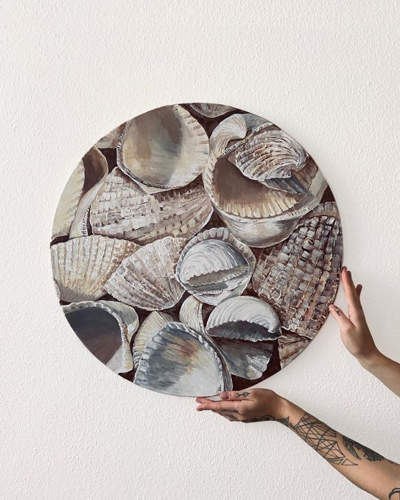 Seashells - NASH ArtPlace