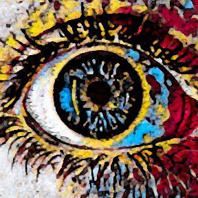 Eyes Don't Lie - Brut Art