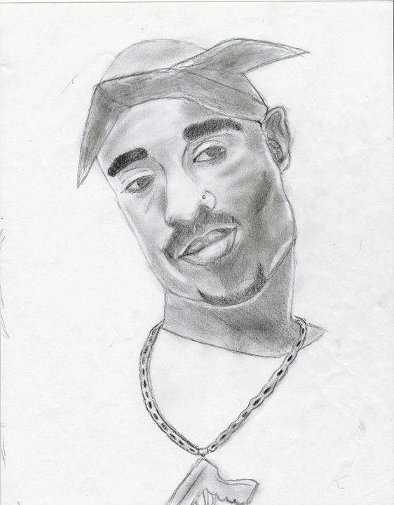 Tupac - Dopeey