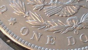 Morgan Dollar 1888