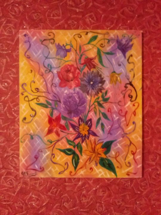 Flower Fantasy - Salome