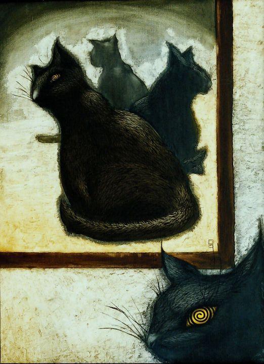 Cats - SergRoyArt