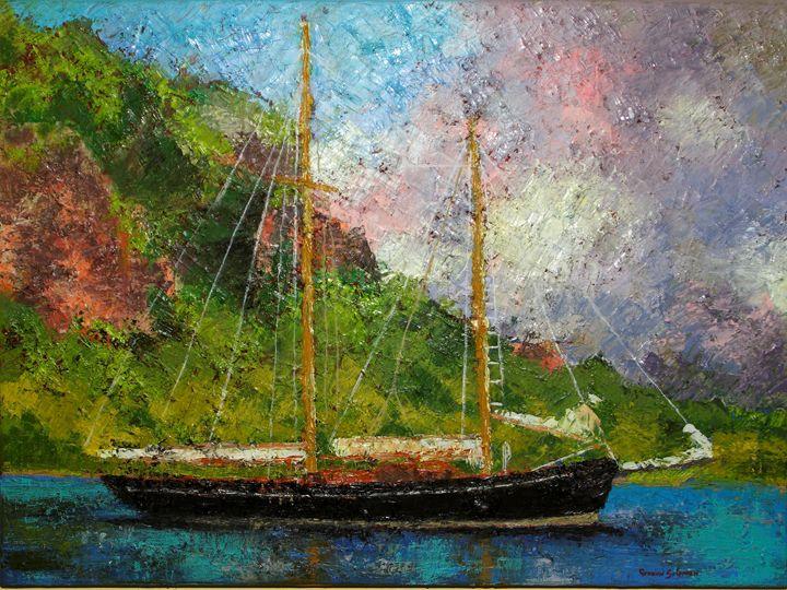 Nautical 4 - Gordon Solomon Gallery