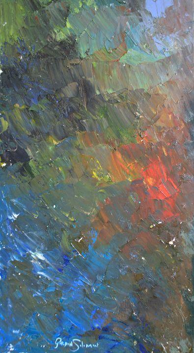 Burn Fire - Gordon Solomon Gallery