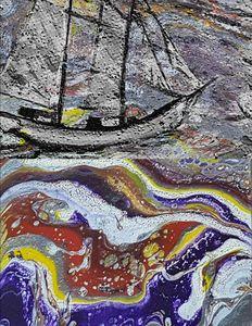 Lost at Sea 1 - Gordon Solomon Gallery