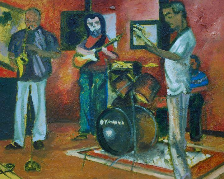 Absolute Joy - Gordon Solomon Gallery