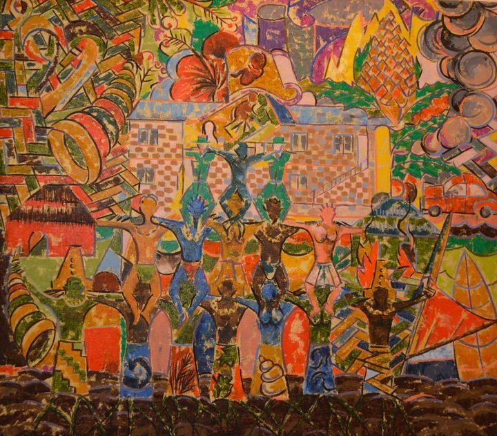 Nowhereian - Gordon Solomon Gallery