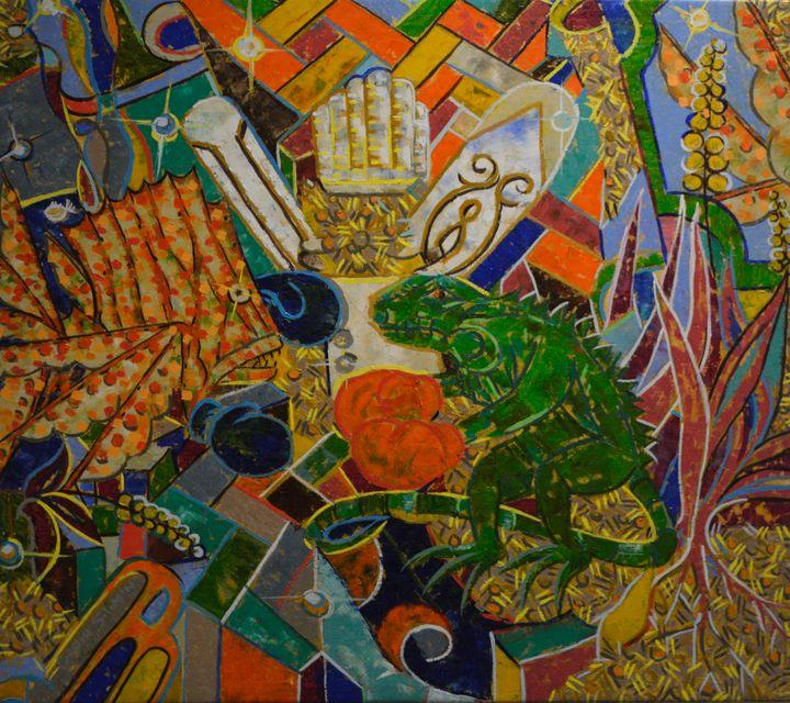 Exotic excess - Gordon Solomon Gallery