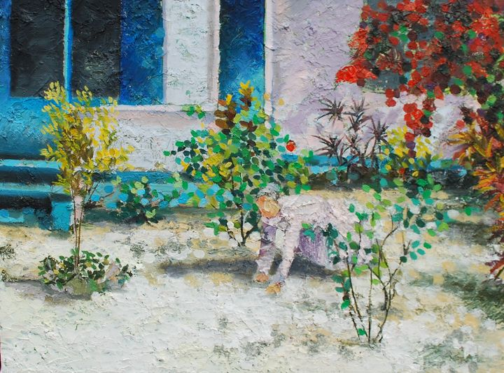 Yard so clean - Gordon Solomon Gallery