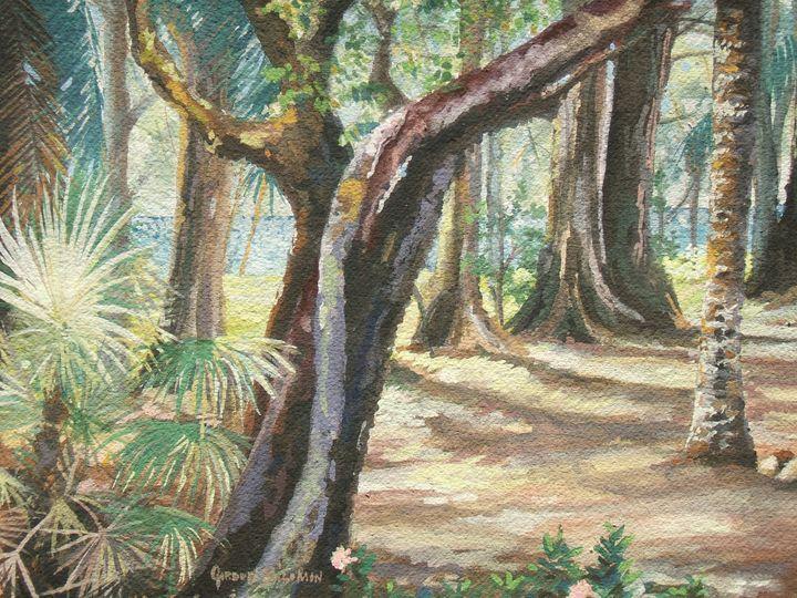 Midland forest - Gordon Solomon Gallery
