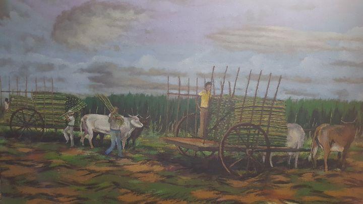 Sugar hooves - Gordon Solomon Gallery