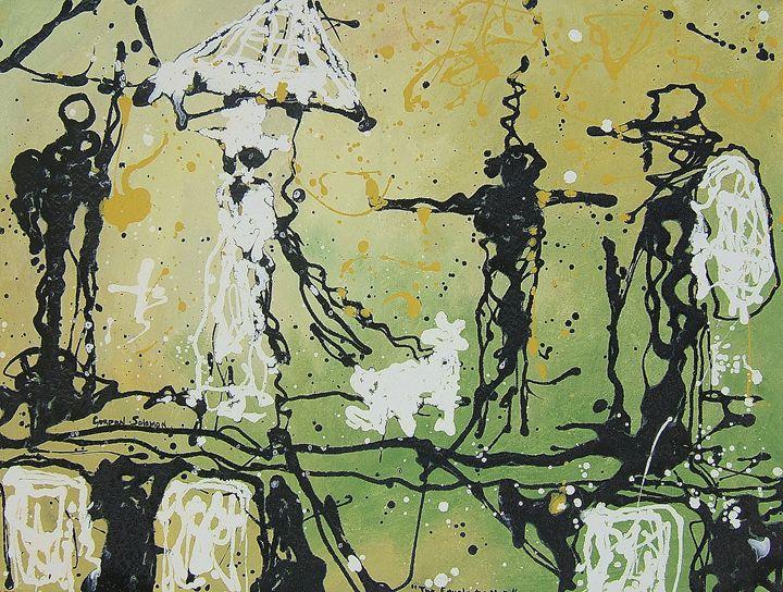 The equals of men - Gordon Solomon Gallery