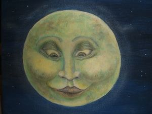 'The Wishing Moon""
