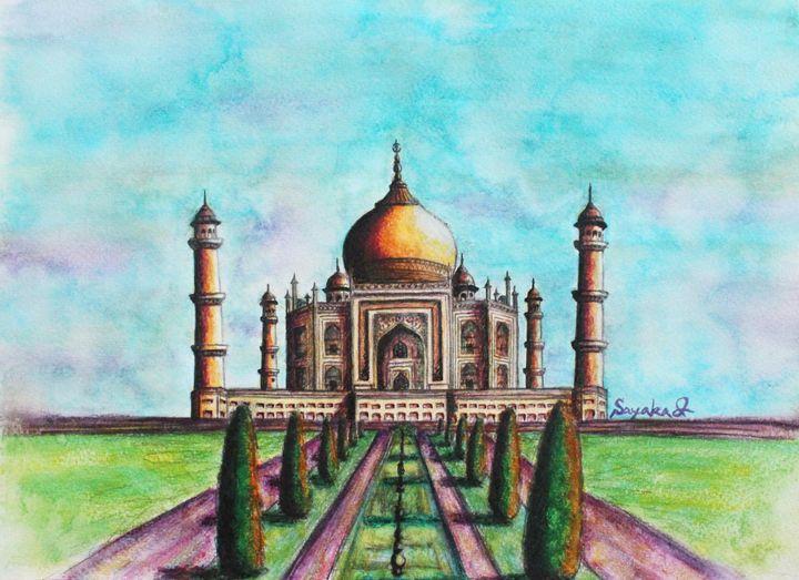 Taj Mahal - Sayaka I