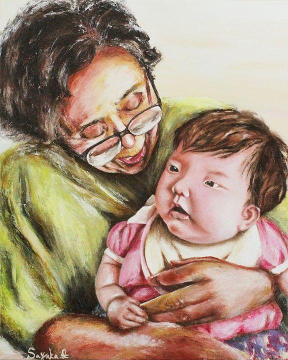 Grandmother - Sayaka I