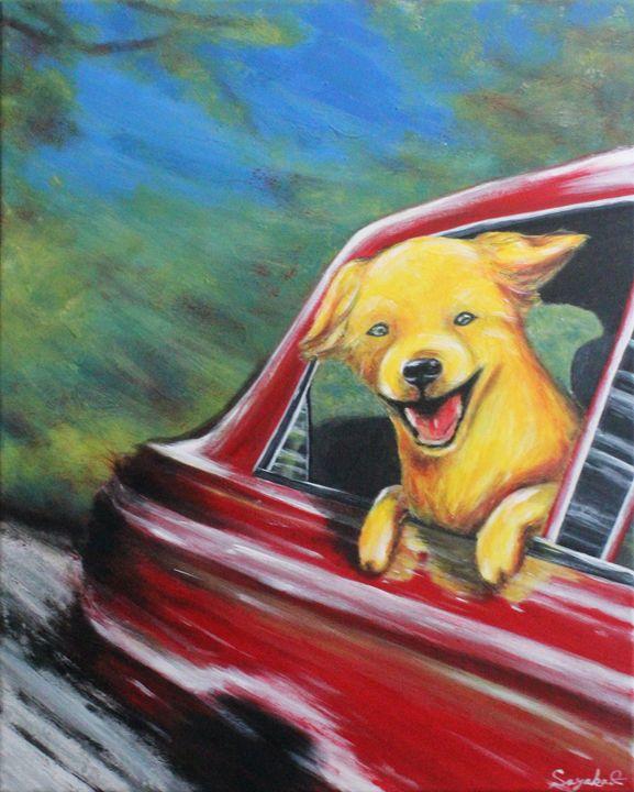 Car Window - Sayaka I