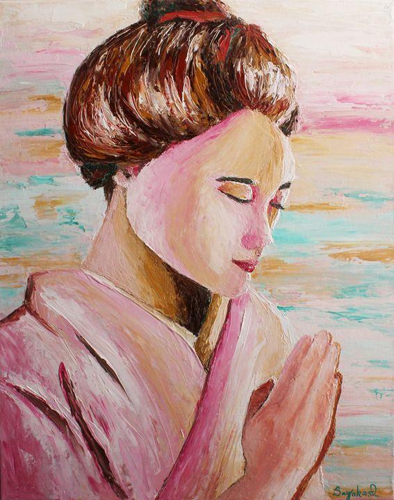 Pray - Sayaka I