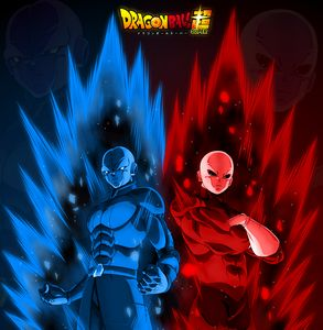 Hit and Jiren Blue & Red Theme
