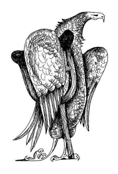The Wounded Eagle - Victor Koryagin