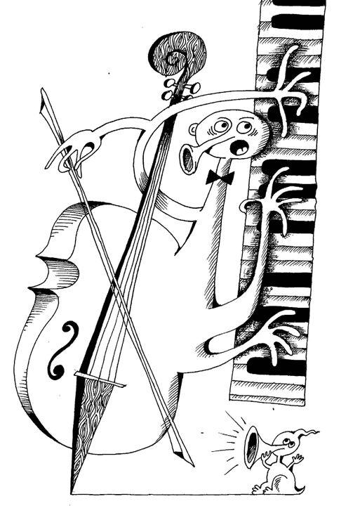 A Human Orchestra - Victor Koryagin