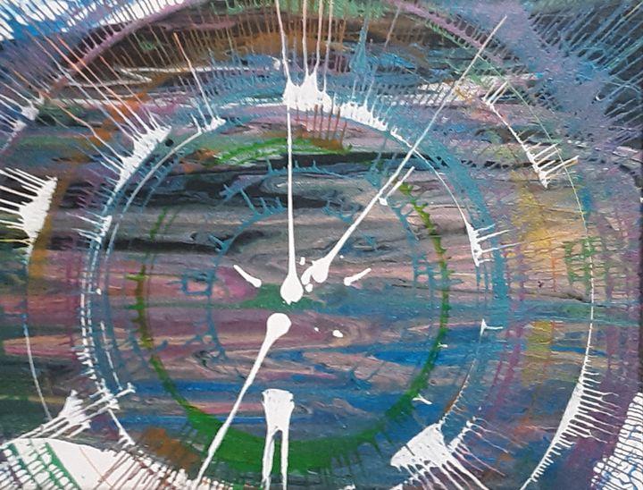 Cortisol clockwork - Eclectic Inspiration
