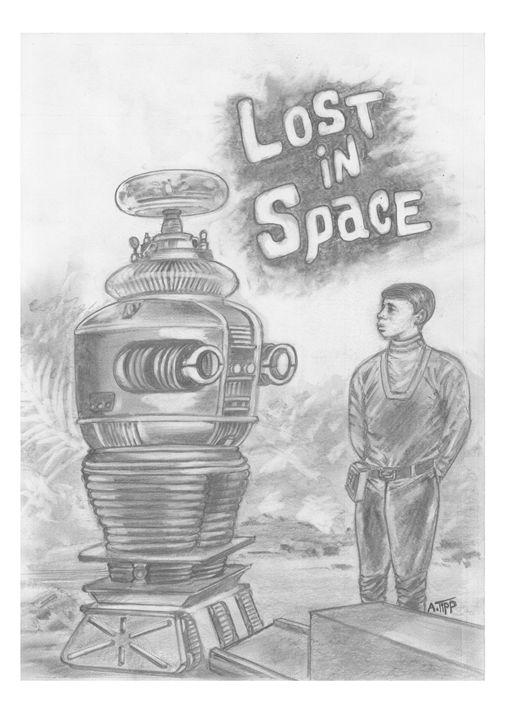 Classic Robot - my artwork