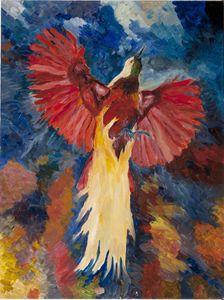Bird of Paradise resurrection