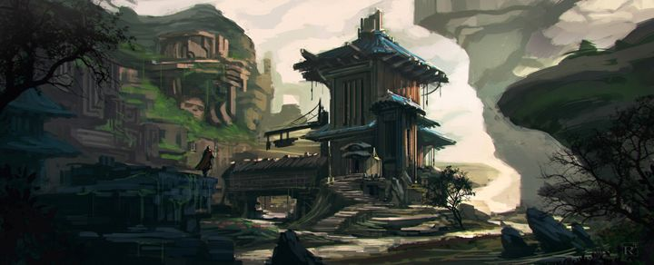 The Hidden Temple - Ritchie Ramirez