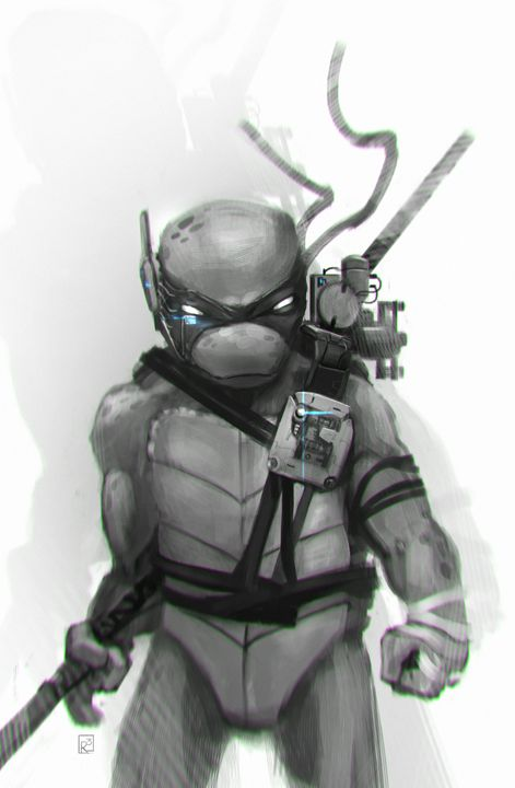 Donatello! - Ritchie Ramirez